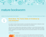 Book News- The Twelve Dates of Christmas by Lisa Dickenson - Mature Bookworm