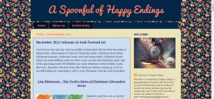 A Spoonful of Happy Endings- December 2013 releases to look forward to!