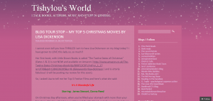 Blog Tour Stop – My Top 5 Christmas Movies by Lisa Dickenson - Tishylou's World