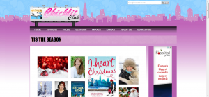 Chicklit Club's Tis the Season - authors reveal what book they'd like to find in their Christmas stocking 2013