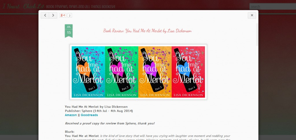 http://iheart-chicklit.blogspot.co.uk/2014/07/book-review-you-had-me-at-merlot-by.html