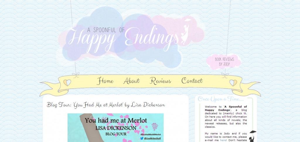 http://spoonfulofhappyendings.blogspot.co.uk/2014/07/blog-tour-you-had-me-at-merlot-by-lisa.html