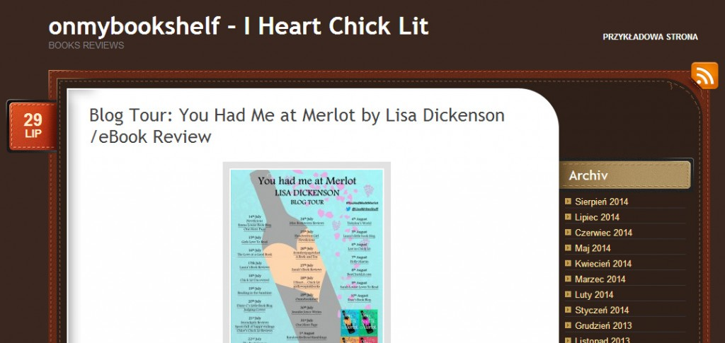 http://onmybookshelf.blog.pl/2014/07/29/blog-tour-you-had-me-at-merlot-by-lisa-dickenson-ebook-review/